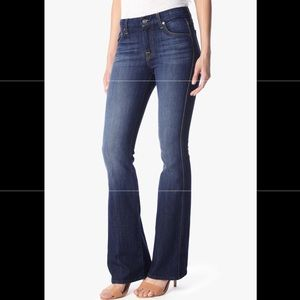 7 For All Mankind 'A' Pocket jeans size 30